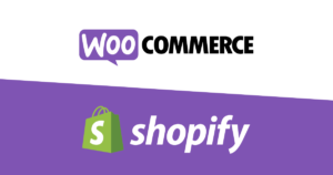WooCommerce / Shopify