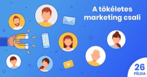 A tökéletes marketing csali - 26 példával