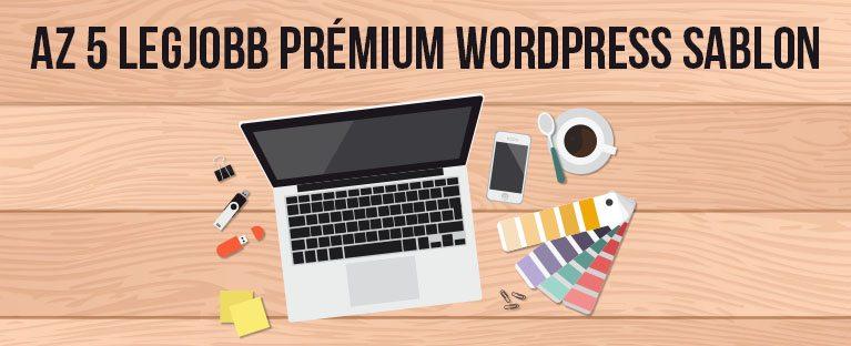 az 5 legjobb prémium wordpress sablon 2