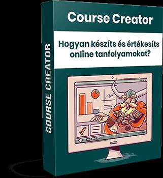 Course Creator doboz