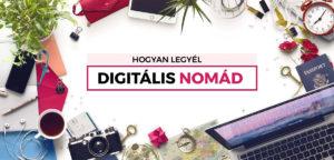 Hogyan legyél digitális nomád?