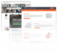 Gyönyörű weboldalak: RB Fitness, NetMasters, Szamlazz.hu