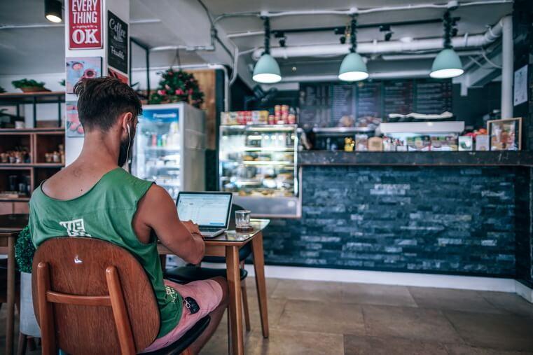 Digitális nomád életmód